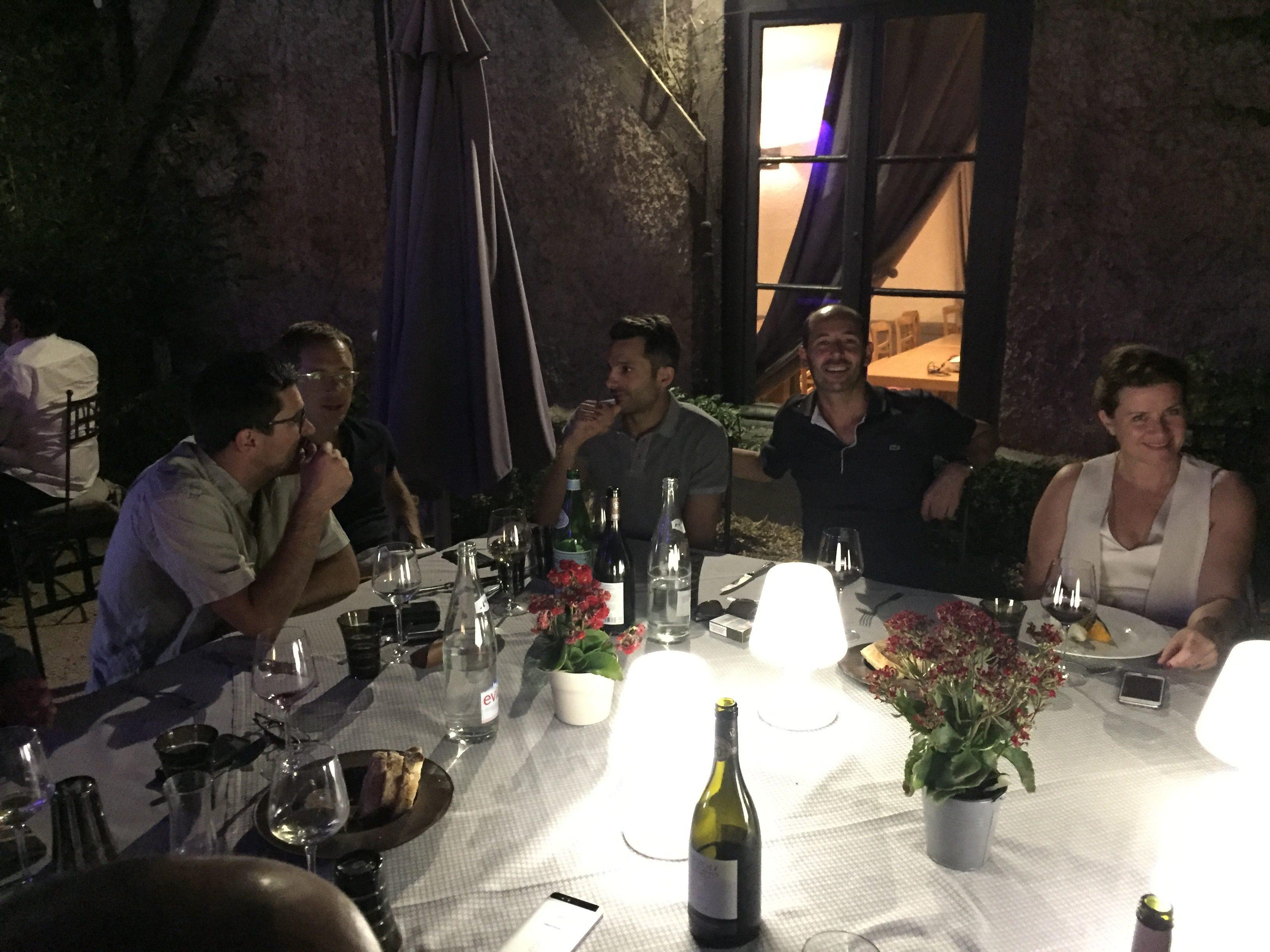Conférence du 17 juillet 2017 avec Sébastien Chabal
