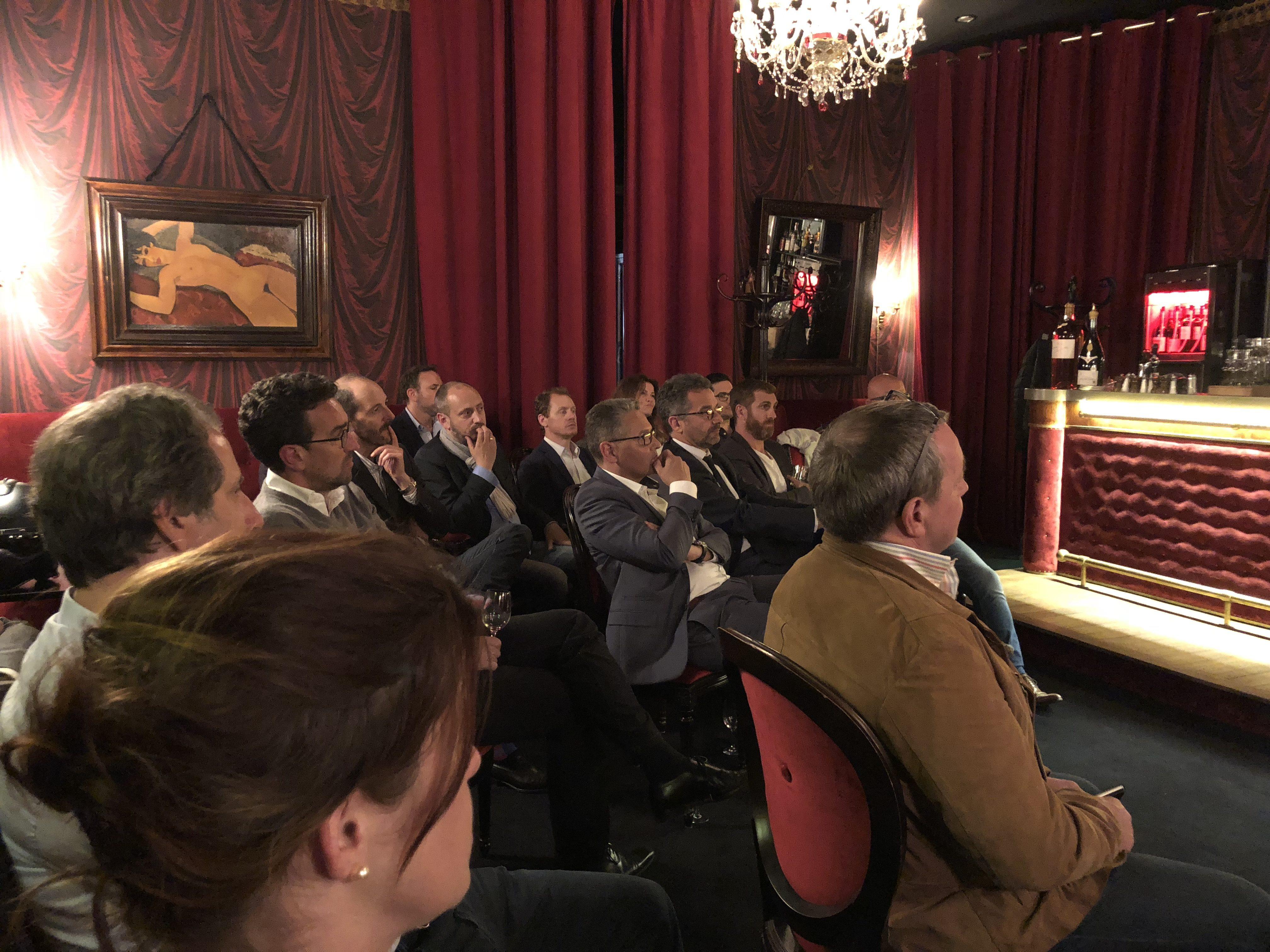 Conference Next du 18 avril 2018 avec Jean Bouverot